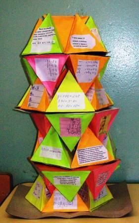 Поделка на тему математика в садик